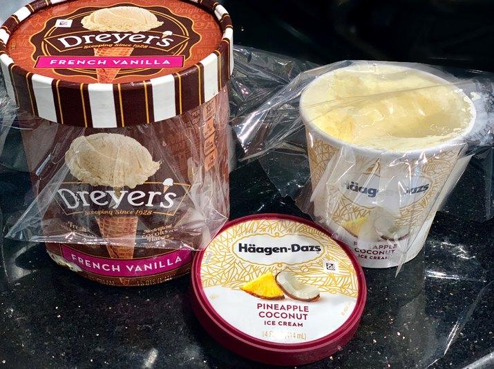 Prevent Ice Cream Freezer Burn