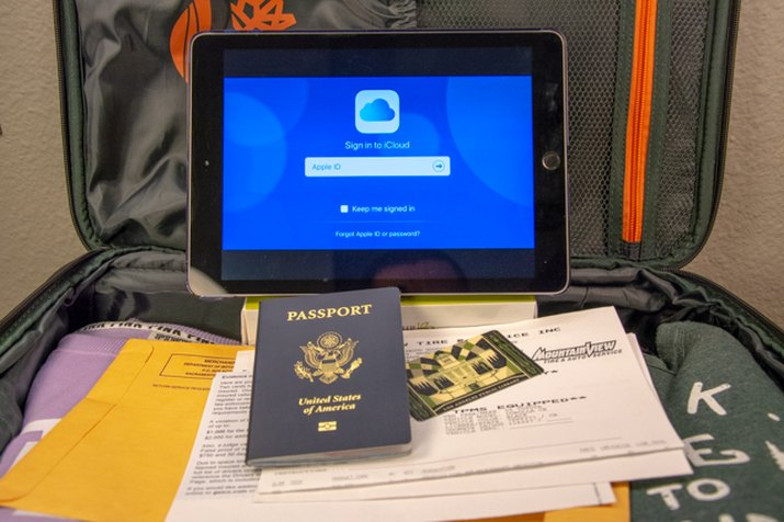 An image of document security packing hack