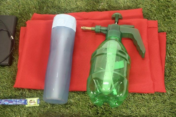 Water Bottle & Mister