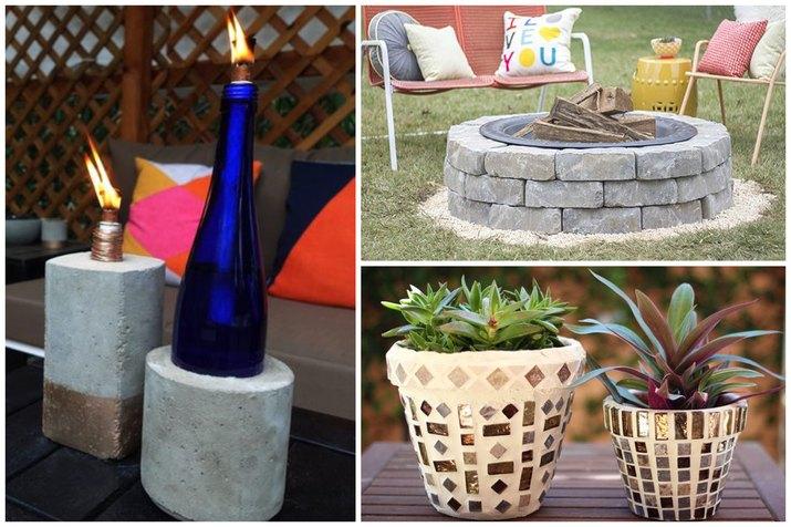 outdoor DIYs