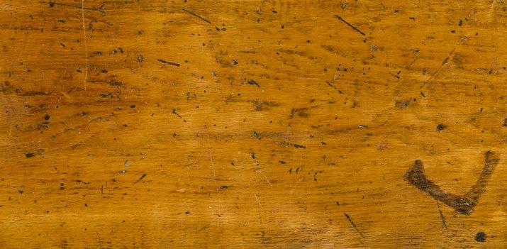 Antique Wooden Desk Background