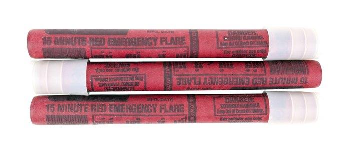 Emergency Road Flares