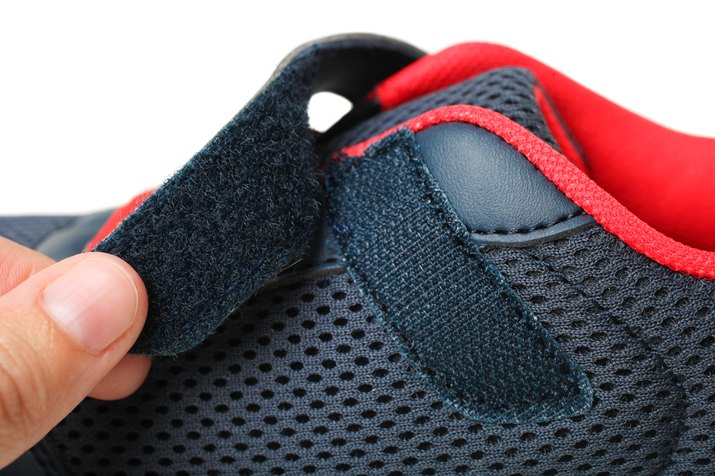 Sneakers with Velcro