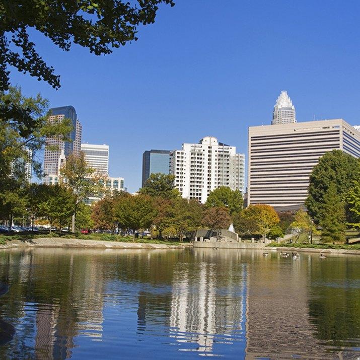 """""""Charlotte, North Carolina"""""""
