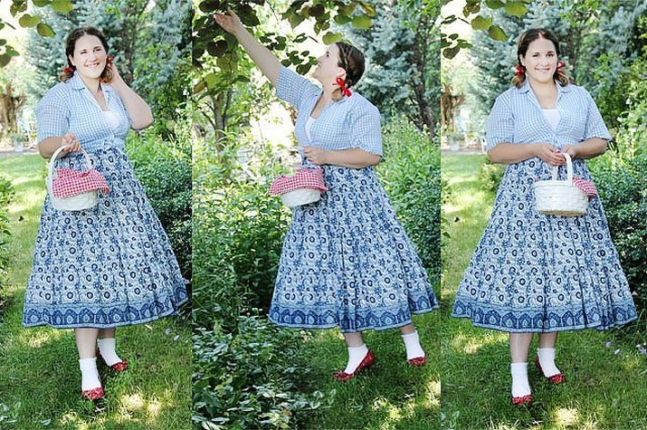 Dorothy from Wizard of Oz adult costume