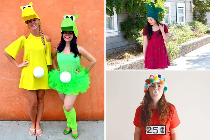 20 cheap and easy homemade halloween costume ideas