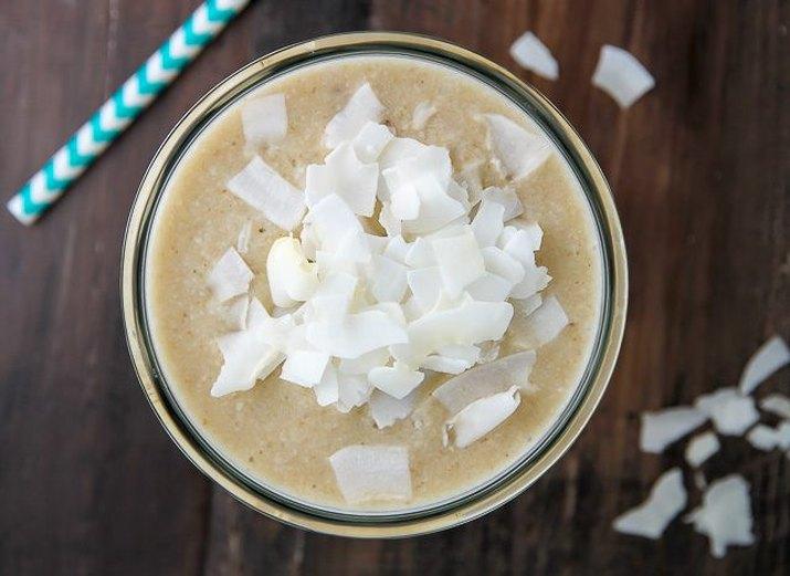 Coconut Cream Pie Smoothie Recipe