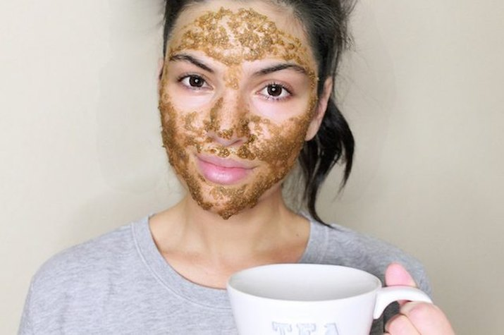 DIY Soothing Chamomile Face Mask