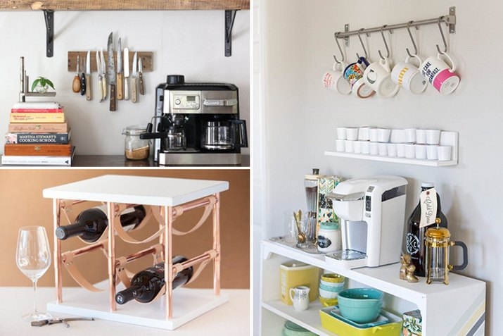 25 DIY Projects to Organize Your Home in Style
