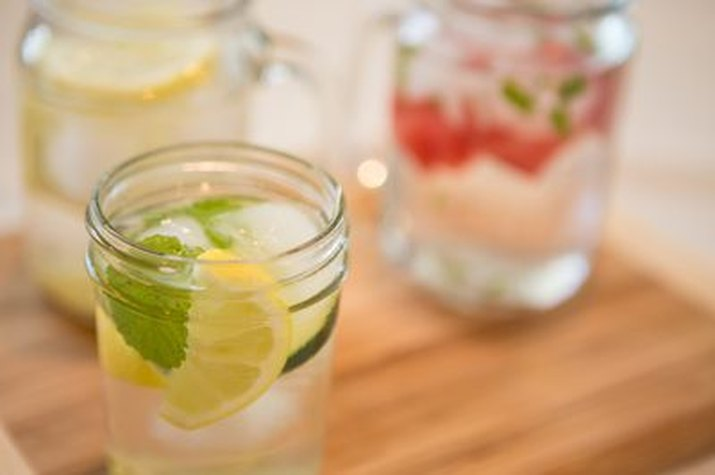 5 Infused Water Recipes