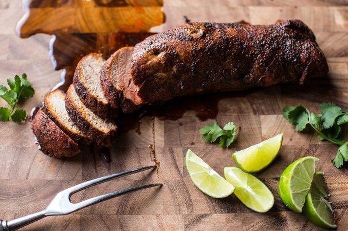 Pork tenderlion