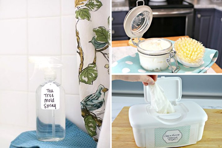 9 All-Natural Bathroom Cleaning Solutions You'll Actually Want to Try