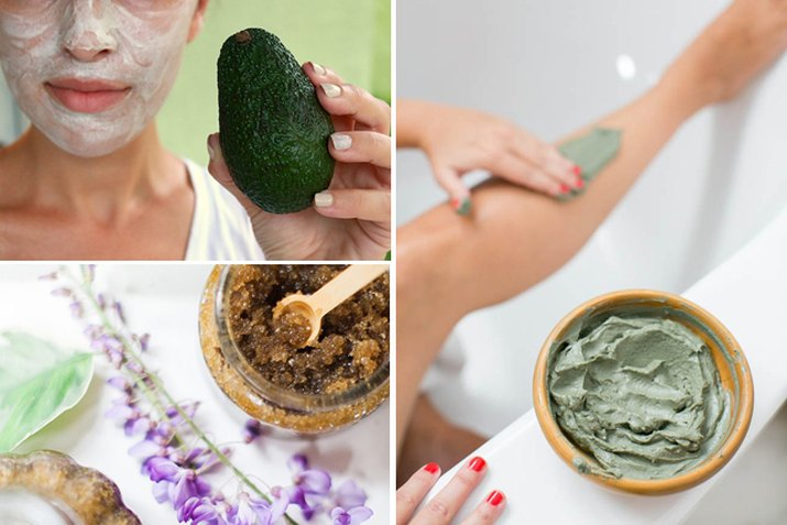 DIYs to Treat Yourself to an At-Home Spa Day