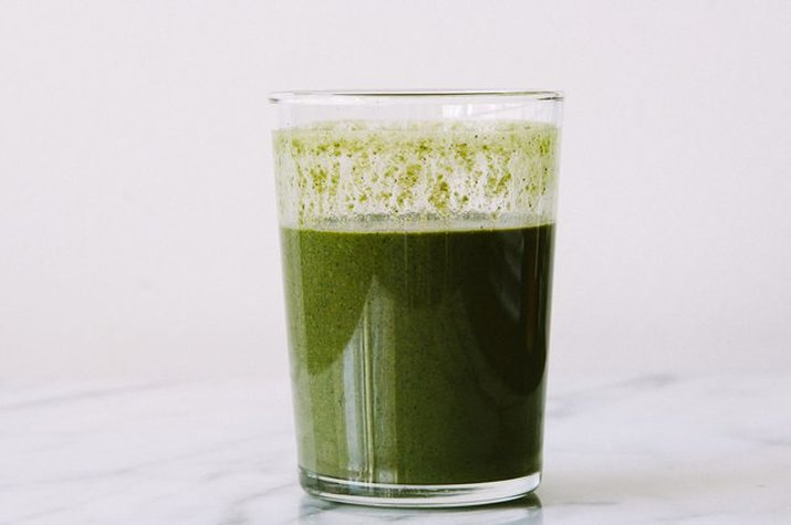 Lean Green Breakfast Smoothie