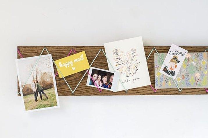 Mail display