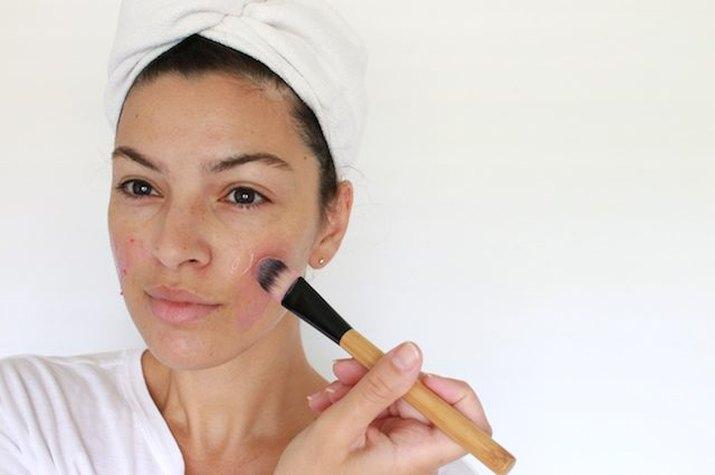 Homemade Facial for Oily Skin
