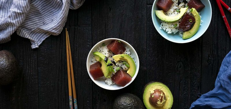 Sushi Bowls Deconstructed | eHow