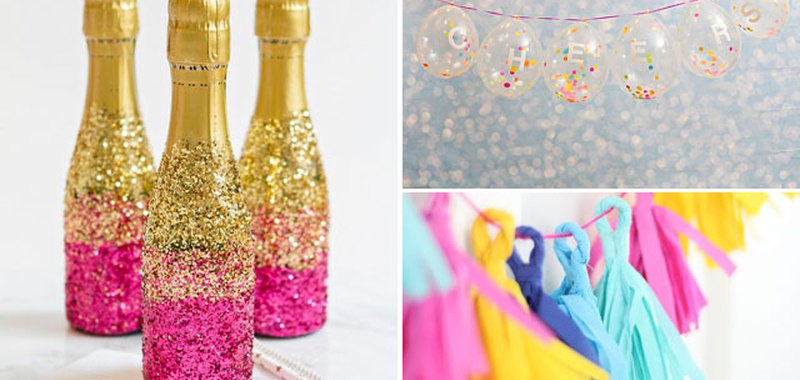 Simple New Year's Eve Decorating Ideas