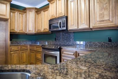 cream kitchen cabinet paint colors that go with granite ehow 14214
